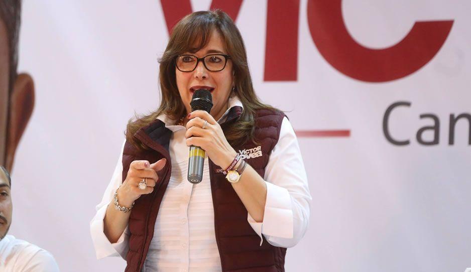 INE aprueba cambios estatutarios de Morena: Yeidckol se quedará un año más en la dirigencia