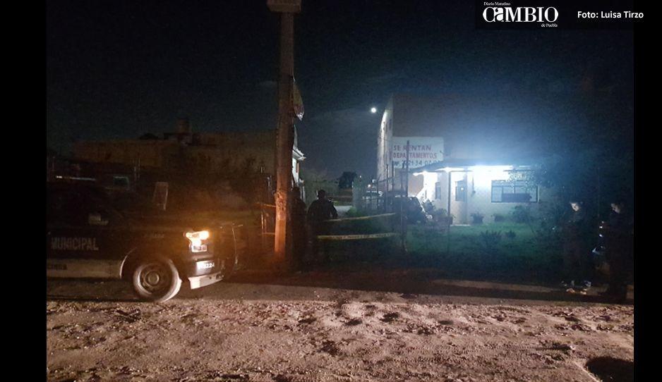Triple homicidio en Cuautlancingo podría tratarse de un ajuste de cuentas