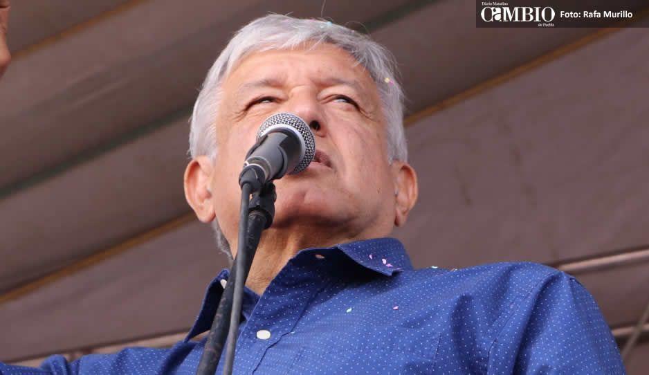No dudo que Moreno Valle esté detrás de las llamadas, también es de la mafia del poder: AMLO