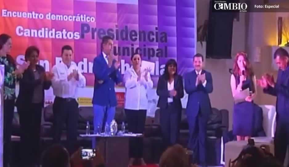 Durante encuentro del Copresec en San Pedro, Arriaga exhibe deficiencias del gobierno en el que trabajó