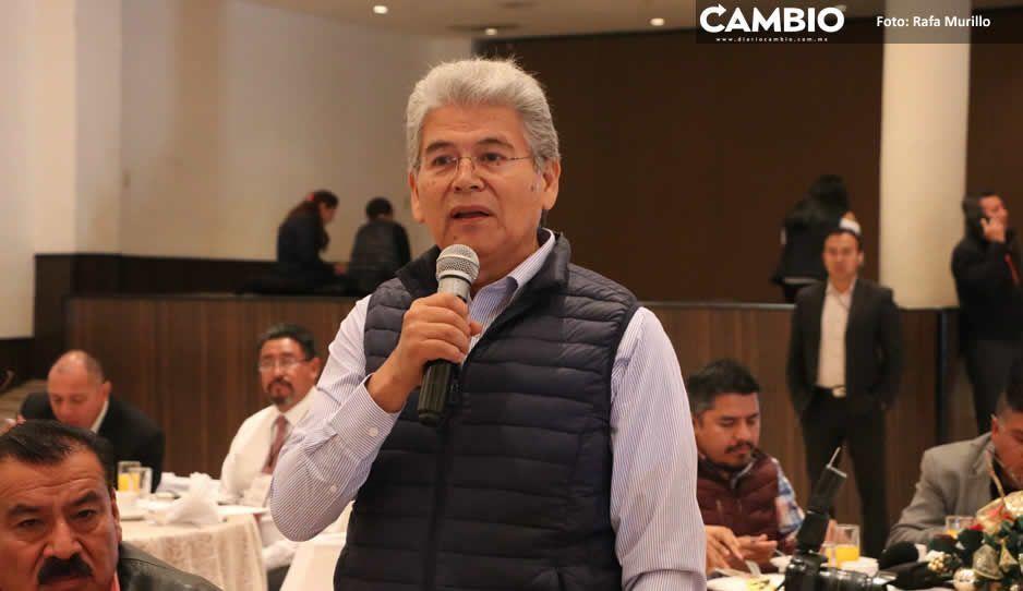 Alcalde de Acatzingo cederá control de seguridad al estado