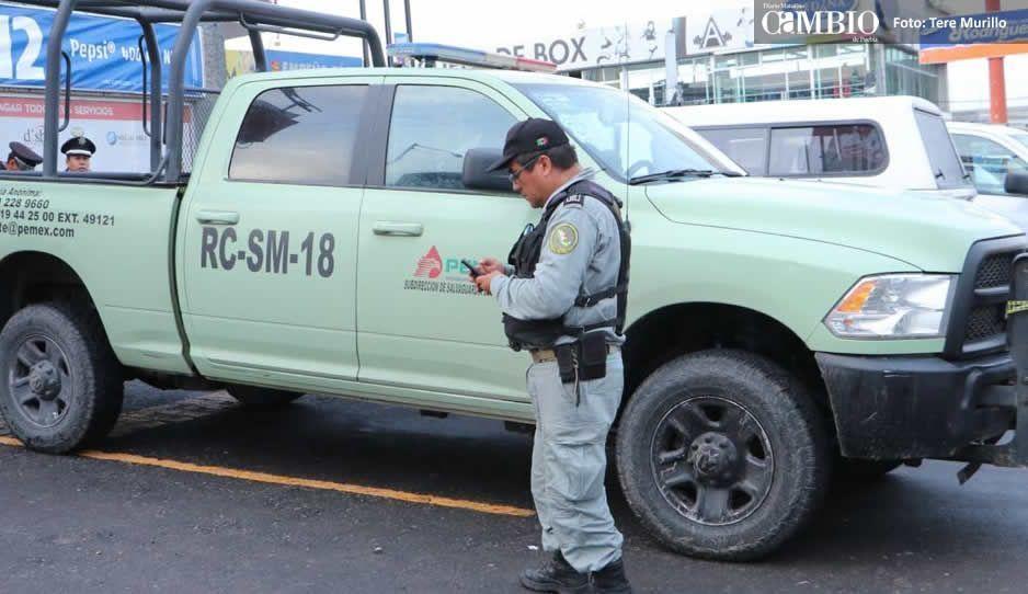 Pemex presenta denuncia ante el MP por toma clandestina