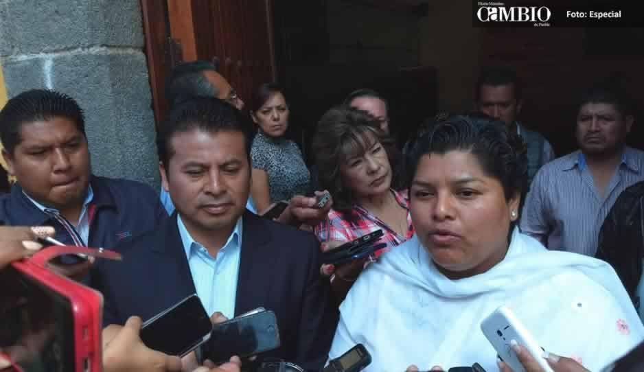 Paisano reta a Karina Pérez para que revierta el Parque Intermunicipal Cholula