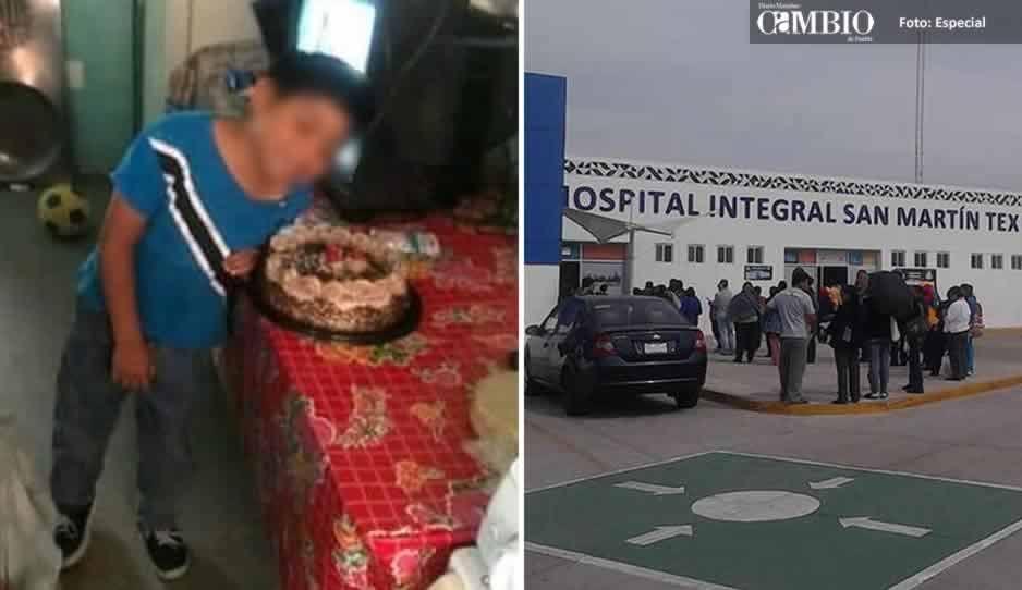 Doble infanticidio en menos de una semana en Puebla: Julián de 7 y Axel de 6 años