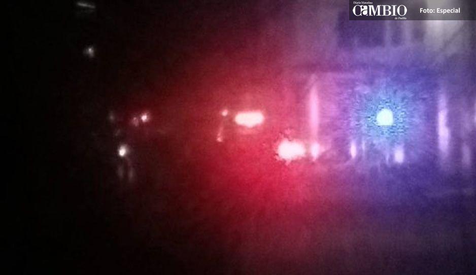 Borrachos desatan balacera contra policías en Clavijero