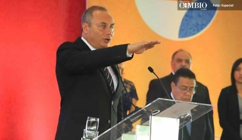 Guillermo Velázquez toma protesta como presidente municipal de Atlixco