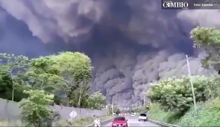 Internacionales: Estado de calamidad en Guatemala
