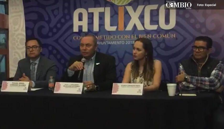 Presentan Festival Catrinas y Calaveras en Atlixco
