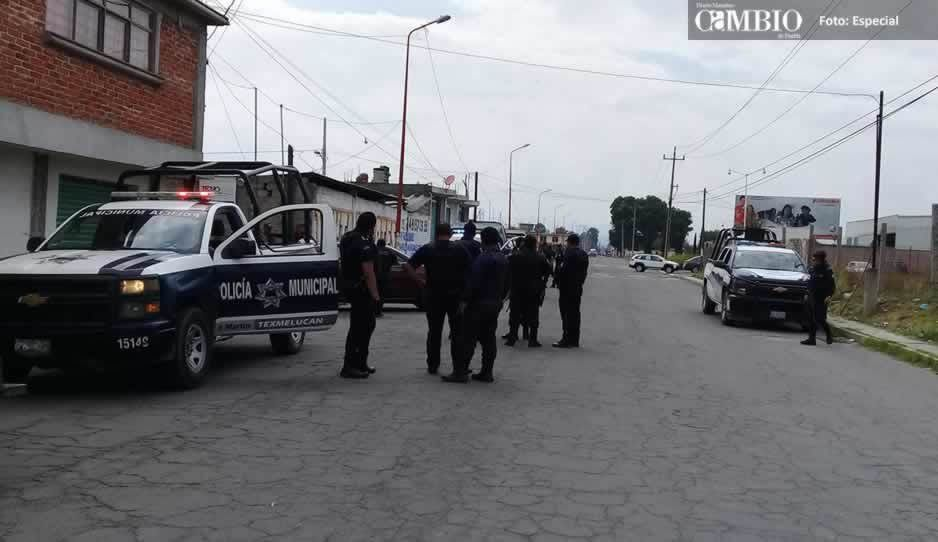 Nuevo enfrentamiento en Texmelucan entre Fuerzas Armadas y huachicoleros