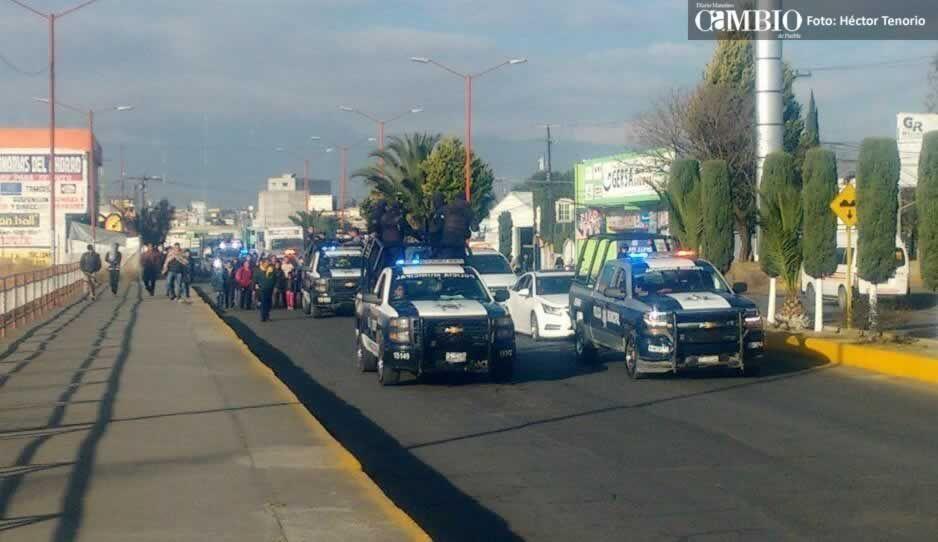 Dan el último adiós a policías que perecieron el pasado miércoles