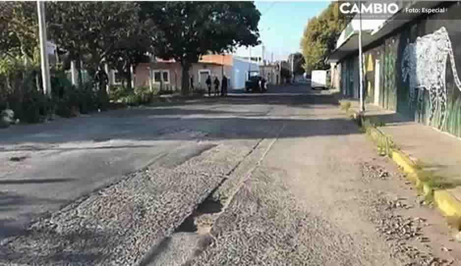 EN VIVO: Hallan a un hombre encobijado en El Alto