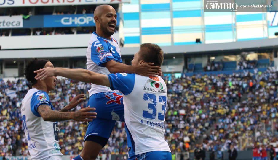 Lobos BUAP vs Puebla, Liga MX en imágenes