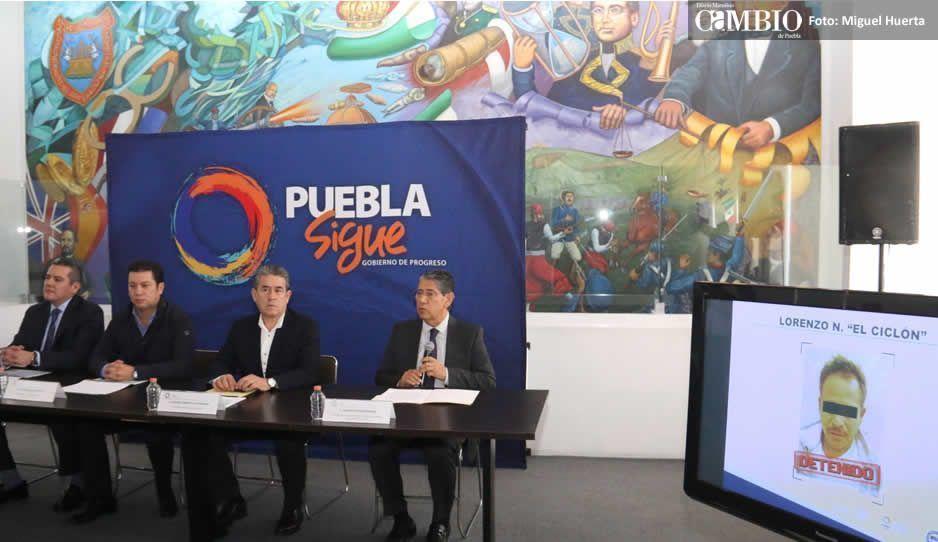 Confirman Higuera que El Ciclón se encuentra detrás de las ejecuciones en San Lorenzo Almecatla (VIDEO)
