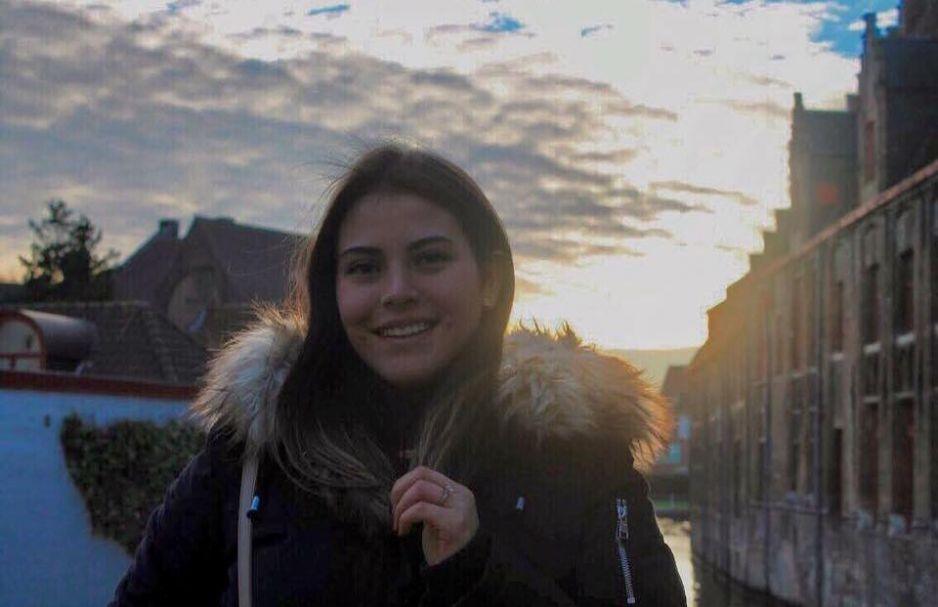 Raquel, la atropellada en Bélgica, era poblana y estudiaba en Upaep (PERFIL)