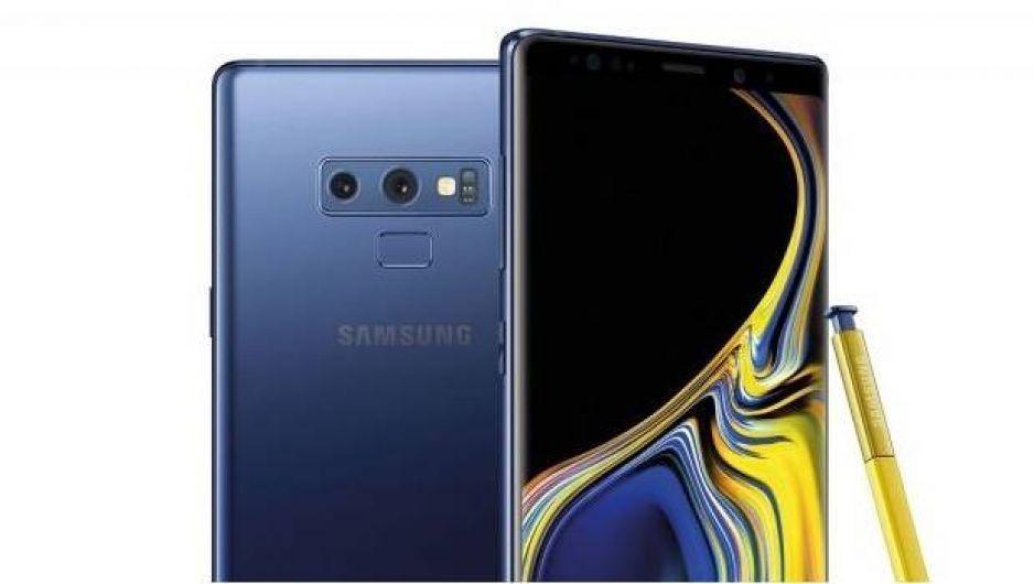 Explota un Galaxy Note9 y demandan a Samsung