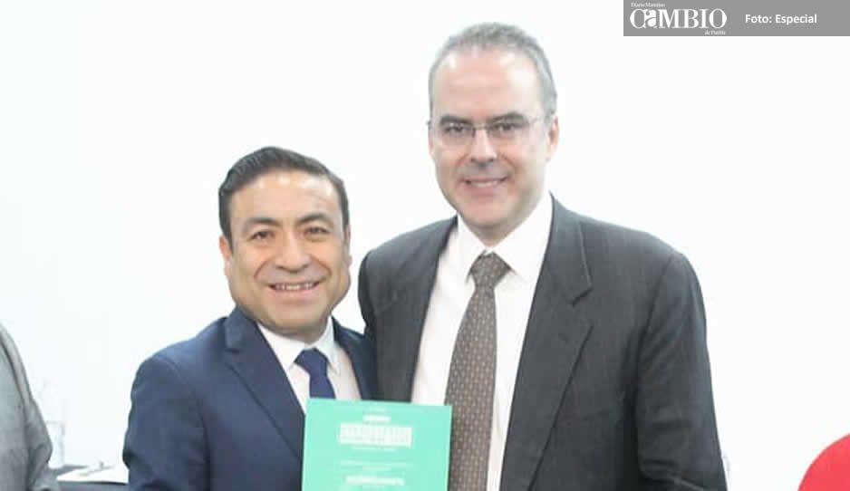 Obtiene Amozoc 100 % de aprobación del IIPM por segundo año consecutivo