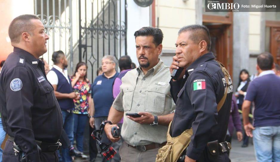 Amenaza de bomba en Tesorería Municipal fue una falsa alarma: Protección Civil (VIDEO)