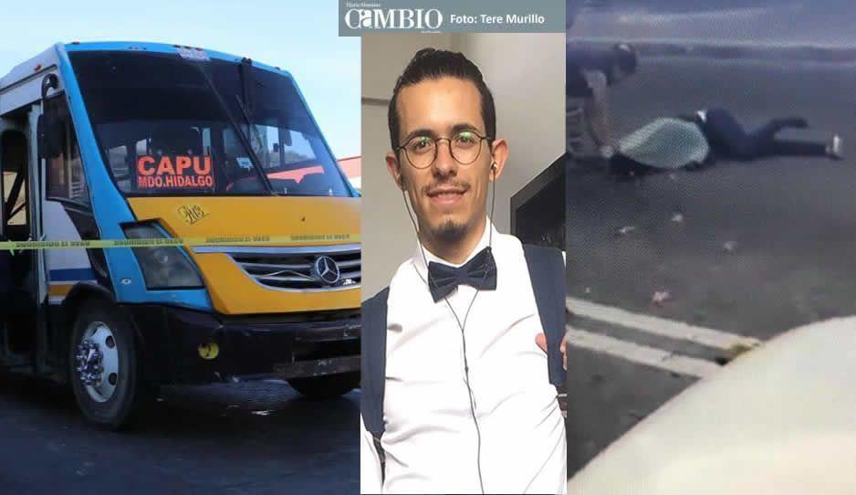 Galgos del Sur se pasó el alto y mató al Director de Movilidad, confirma peritaje de SSPTM