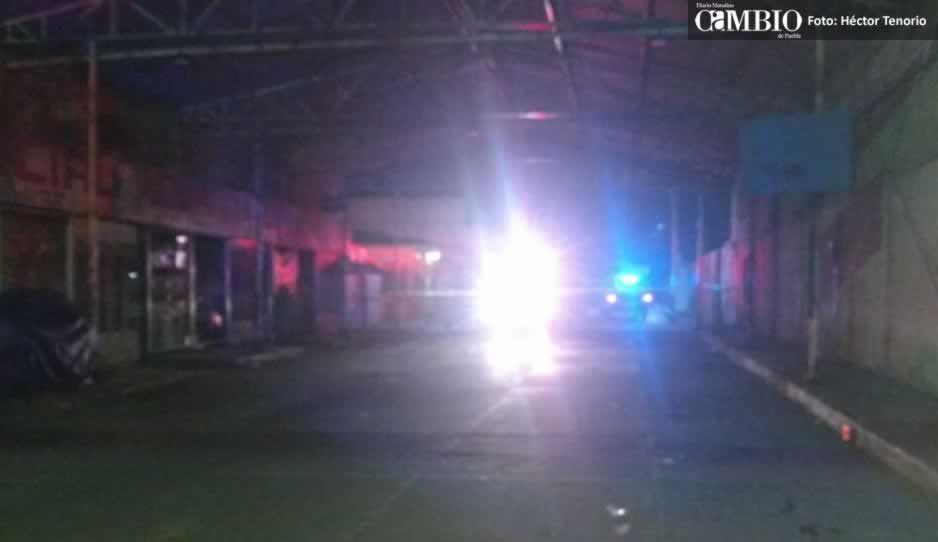 De tres disparos en la cabeza matan a hombre en Texmelucan