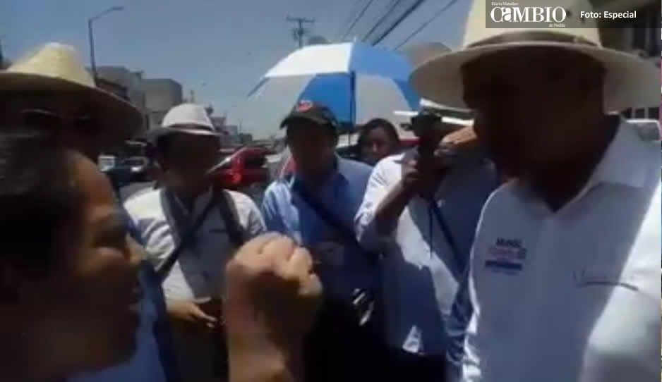 Acusan al candidato del PAN en San Andrés de robarse 3 hectáreas