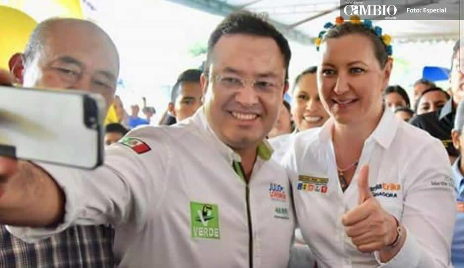 Ex dirigente del Verde en San Pedro, empeñado en confundir al electorado