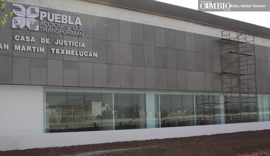 Inoperancia de la Casa de Justicia en Texmelucan inhibe la denuncia