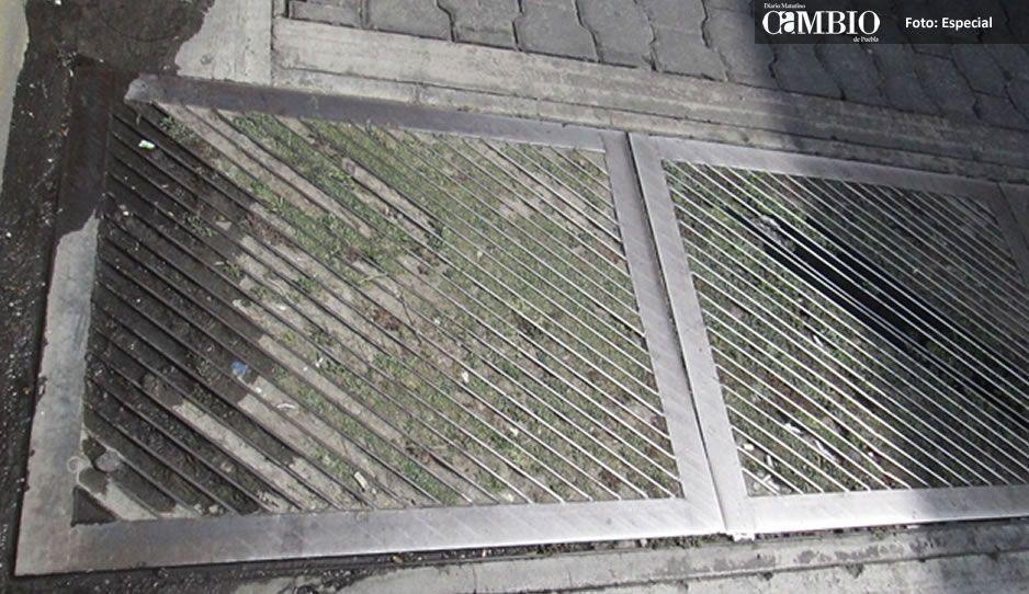 Olores fétidos y plagas en las calles de Atlixco, un problema para ciudadanos
