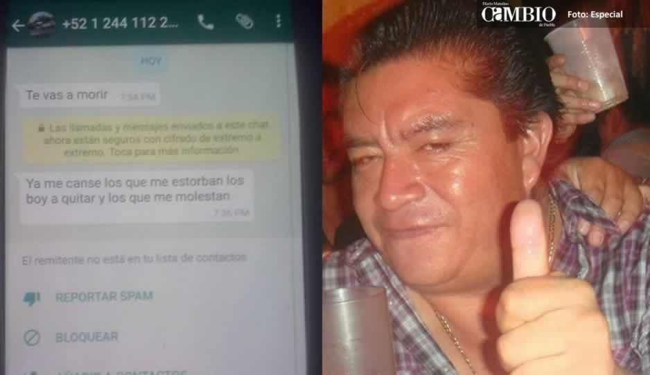 Candidato del PAN provoca enojo entre habitantes de San Juan Tianguismanalco