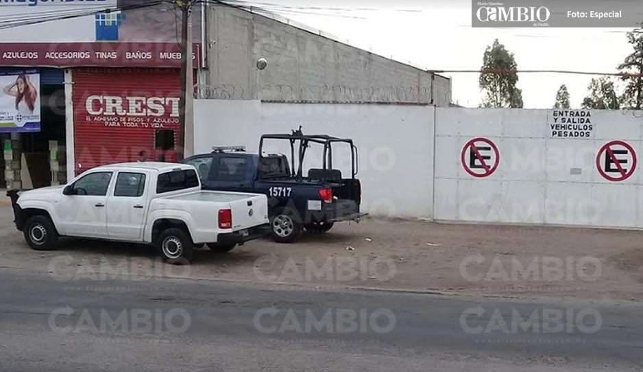 PGR y Policía Federal realizan otro operativo, ahora en Texmelucan