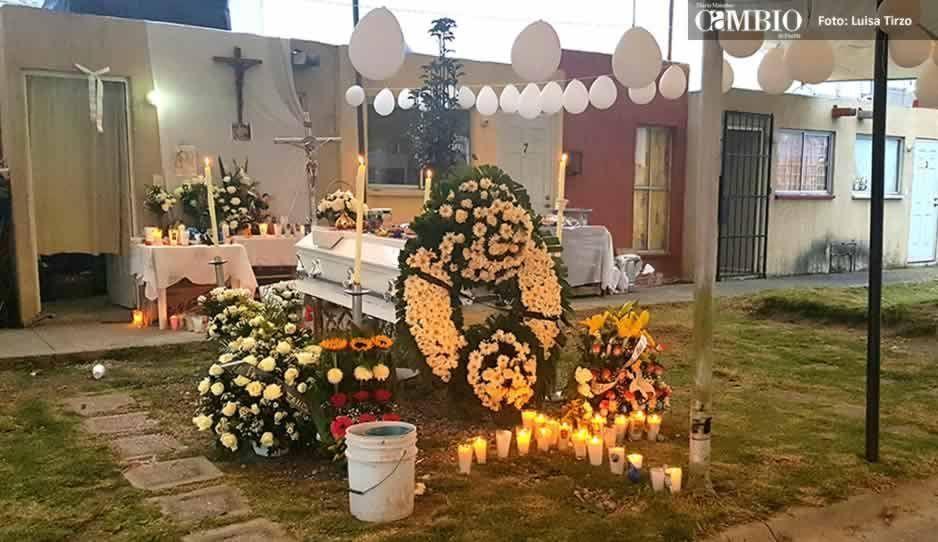 Dan el último adiós a Julián Salvador en Coronango