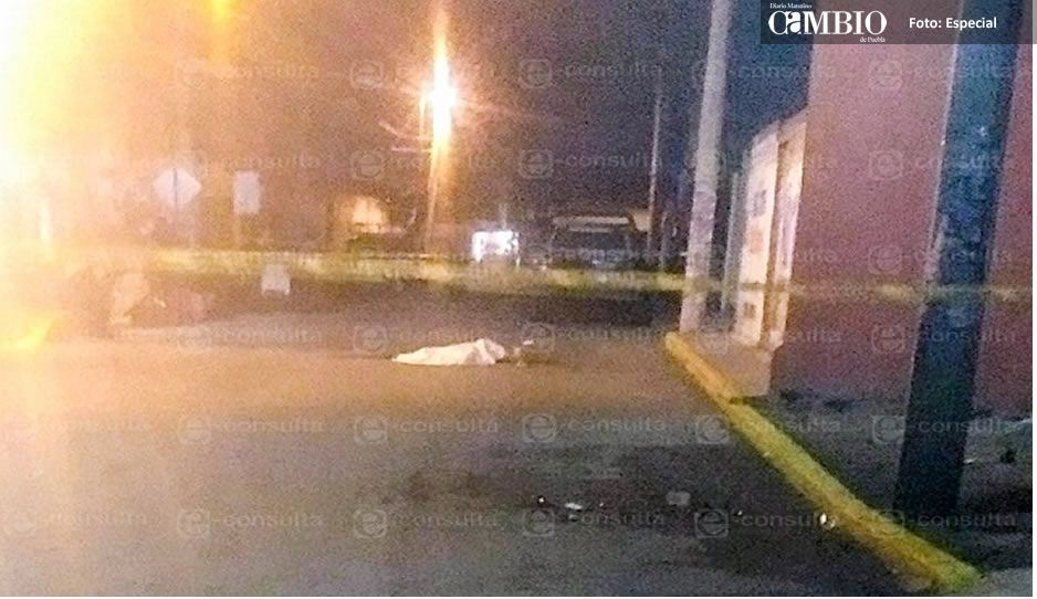 Acusan a militar de escopetear a su primo en San Andrés Cholula