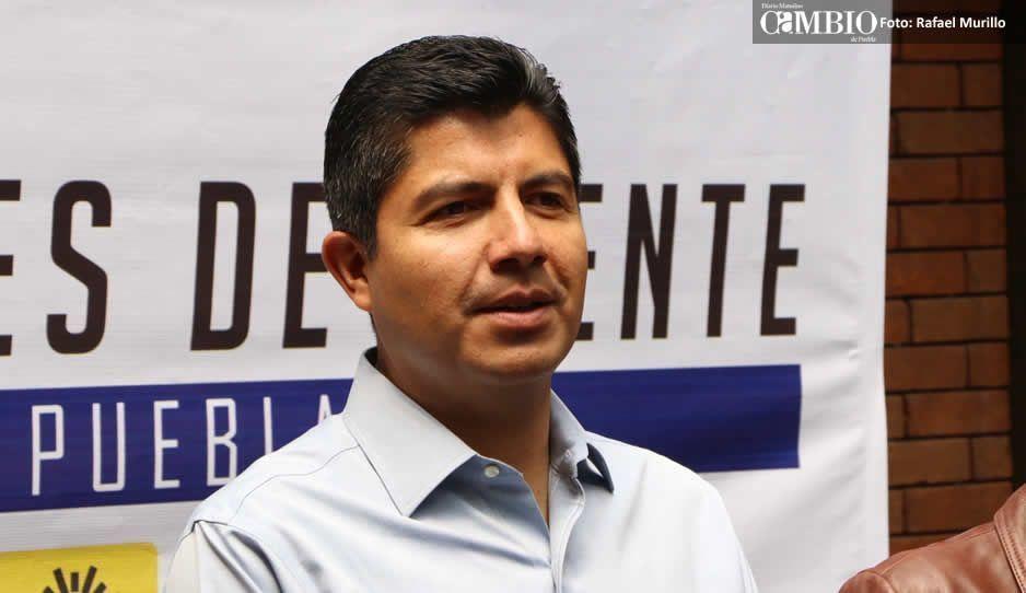 Lalo Rivera afirma estar tranquilo con el apoyo ciudadano tras declaraciones de Jesús Giles