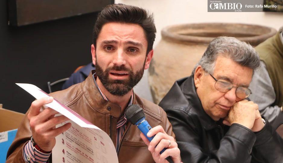 Diputados federales definirán si habrá recorte presupuestal para Puebla: Rodrigo Abdala