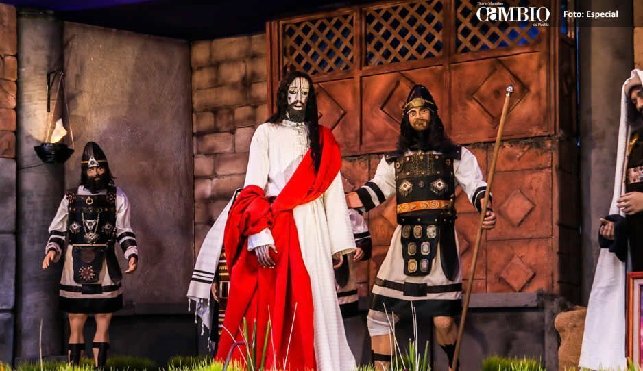 Huejotzingo invita a conocer los altares monumentales con motivo de Cuaresma