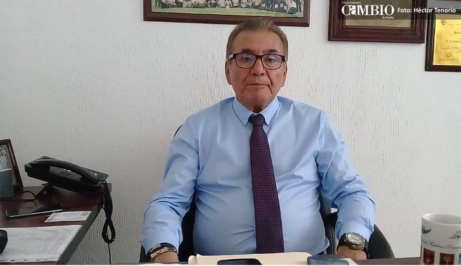 Acepta comisario de San Martín Texmelucan escasez de balas