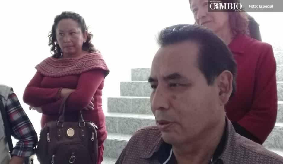 Pobladores de Moyotzingo exigen cambio de comité de agua potable, llevan 10 años sin rendir cuentas