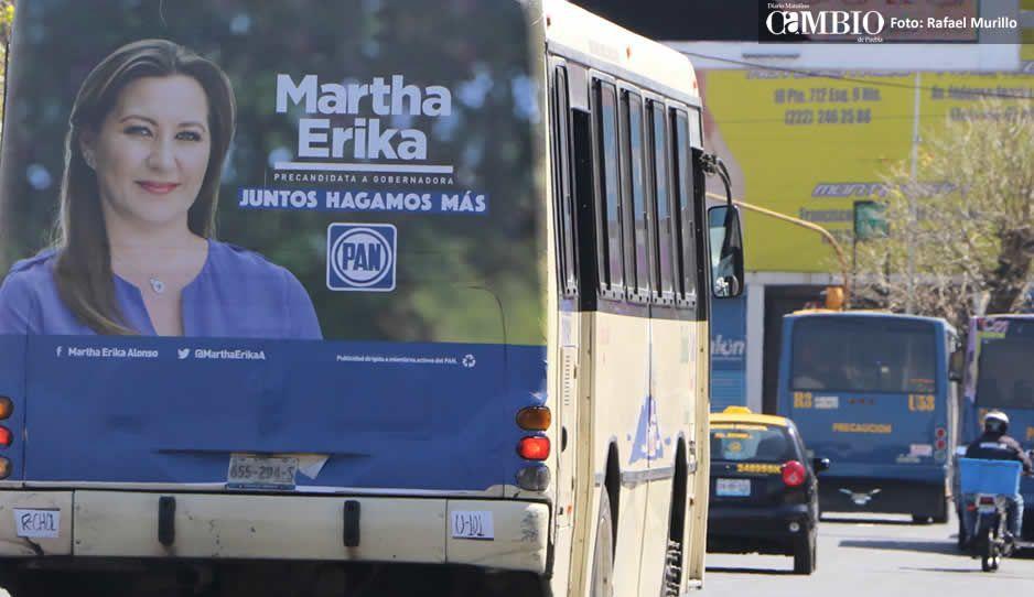 SIMT reubica a delegados tras señalamientos por publi de MEA