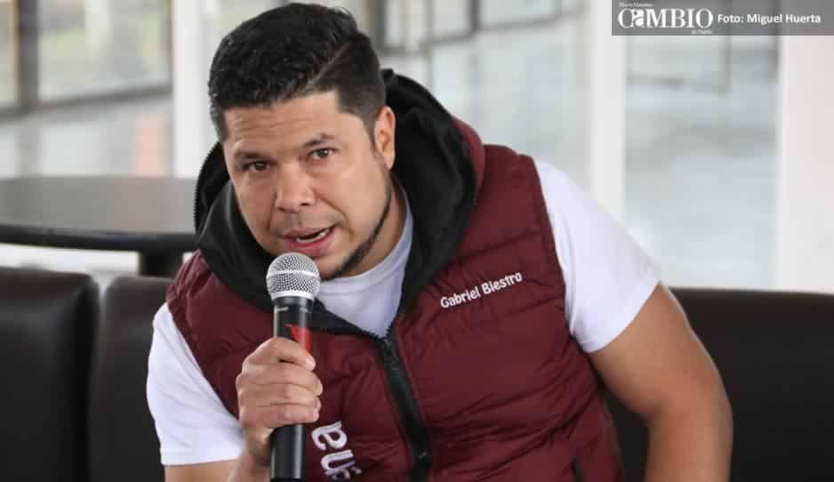 Morena se va vs Violeta Lagunes por financiar campaña: Amlo sí, Barbosa no
