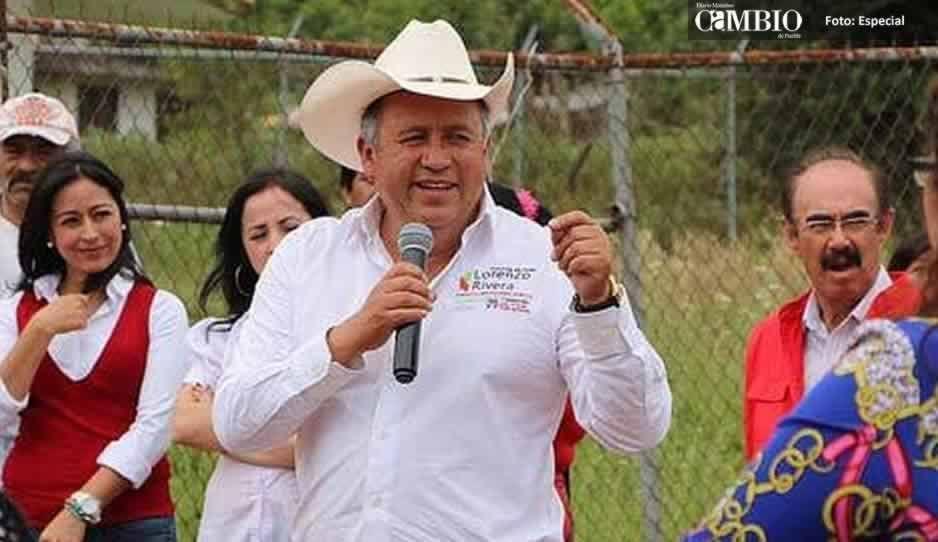 Admite Lorenzo Rivera que derrota del PRI fue por pleitos y divisiones