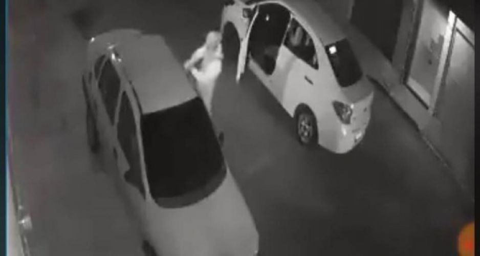 VIDEO: Ni el minuto se tardaron, así de rápido se roban Chevy en San Baltazar