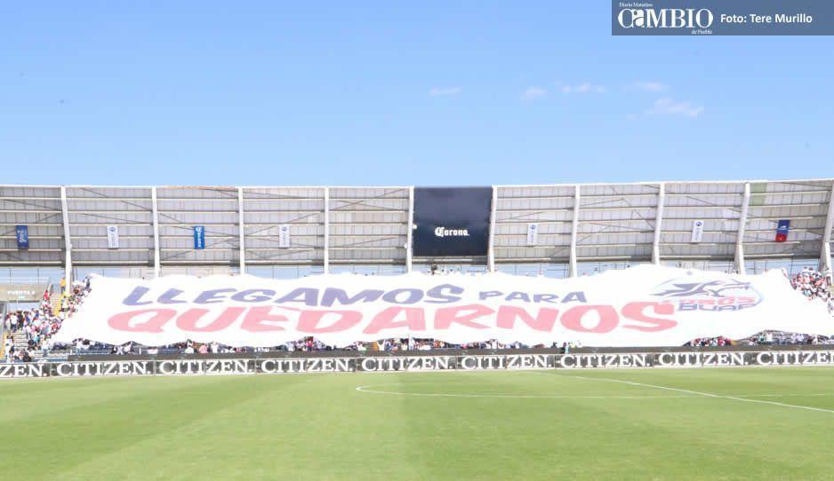 Confirman la permanencia de Lobos BUAP en la Liga MX