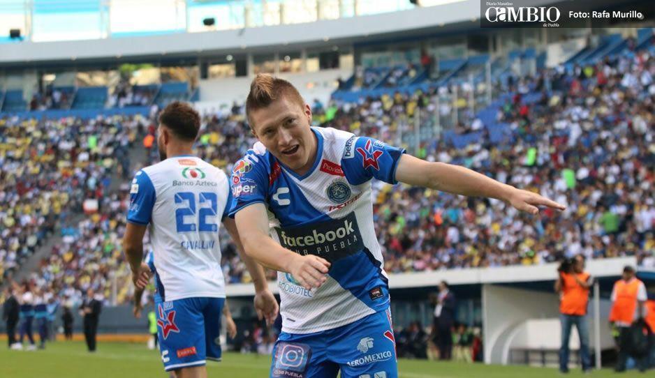 Gol del Puebla realizado por Chumacero ante Necaxa en A018 está nominado a mejor gol de la Liga