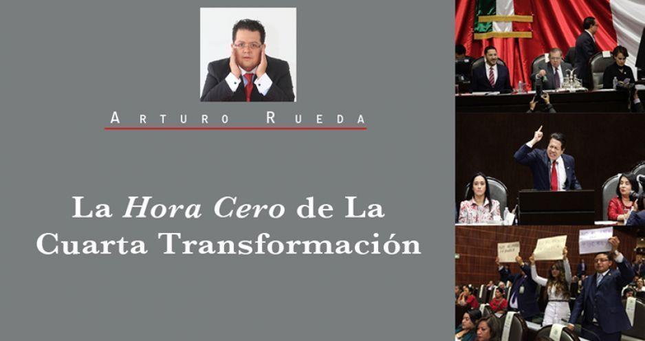 La Hora Cero de La Cuarta Transformación