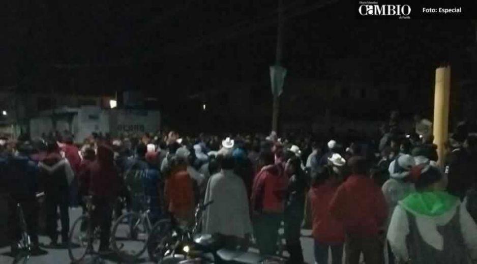 La ciudadanía ya está cansada de tanta delincuencia: subalterno de San Juan Tuxco