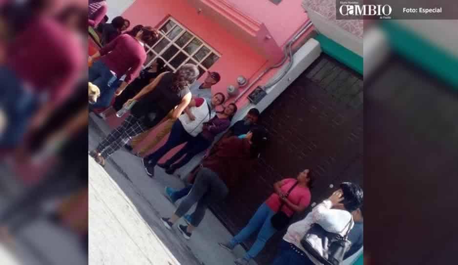 Protestan en el consejo municipal de Xoxtla, candidata de Morena impugnará ventaja de panista