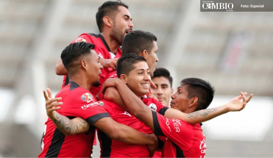 Al minuto 90, Lobos mete gol de gane y hunde al Veracruz en la tabla general
