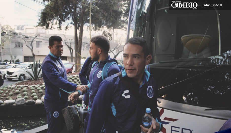 Cruz Azul recupera a su refuerzo español, Edgar Méndez