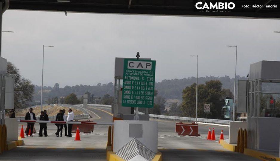 A pedradas atacan automovilistas para asaltarlos en Huejotzingo