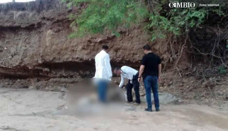 Matan de tres disparos en la cabeza a menor de 17 años en Tlapanalá