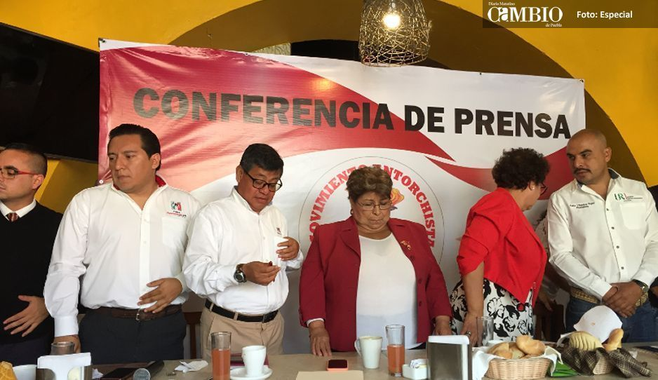 Señalan a alcalde electo de  Atlixco de rechazar al PRI